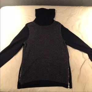 Blue express sweater size medium